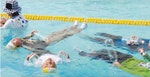 Fully Clothed Swimming Lessons as Disaster Prevention