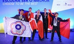 Taiwanese WorldSkills Competition Gold Medal Winner Says,