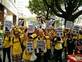45 Cities Worldwide Take to the Streets for Malaysian Prime Minister to Step Down