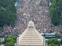 120,000 Japanese Surround the Capitol in Protest of New Security Bill