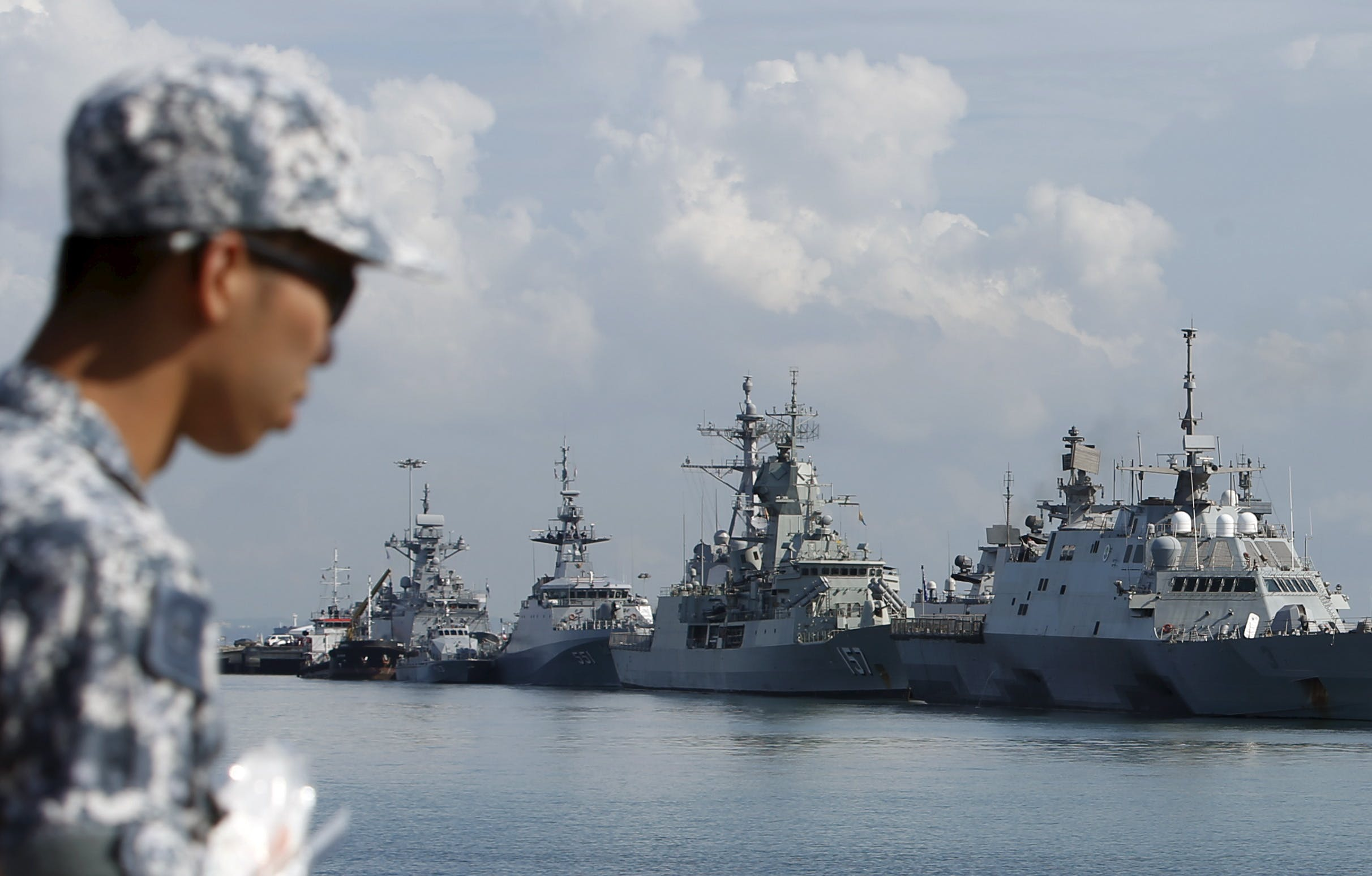 Singapore, Indonesia and Malaysia Cooperate to Disrupt Sea Robbery