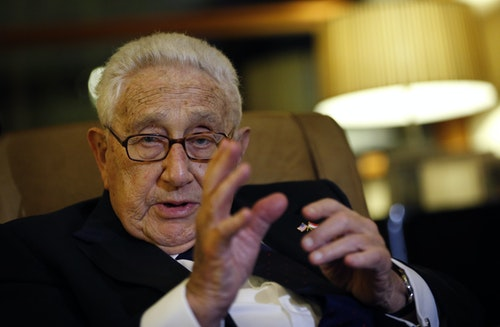 Singapore U.S. Kissinger