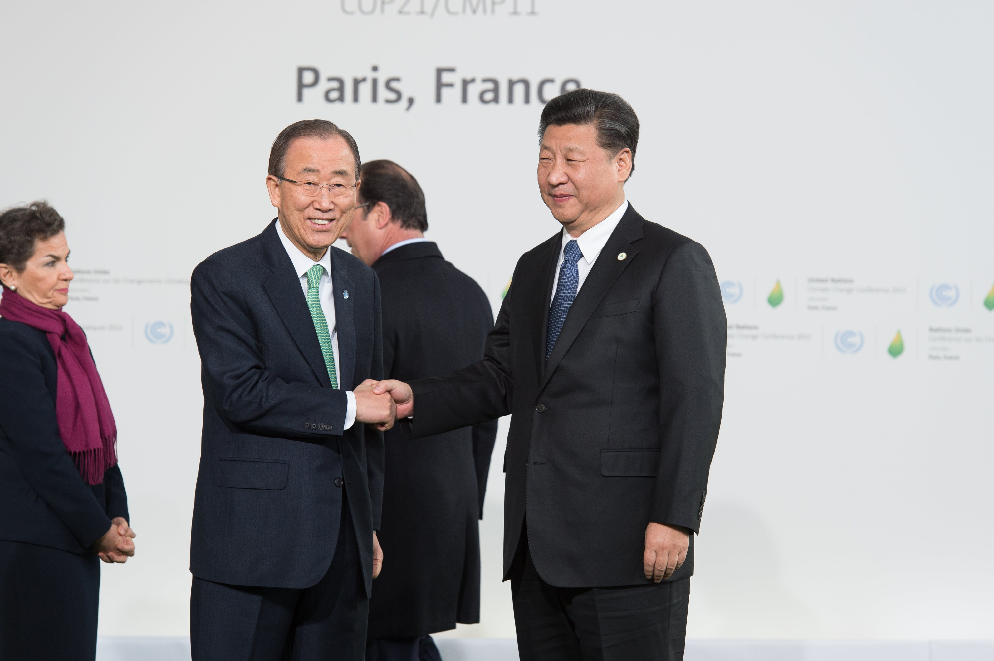 French Media Says Taiwan Is Forgotten in World Climate Negotiation Due to Political Issues