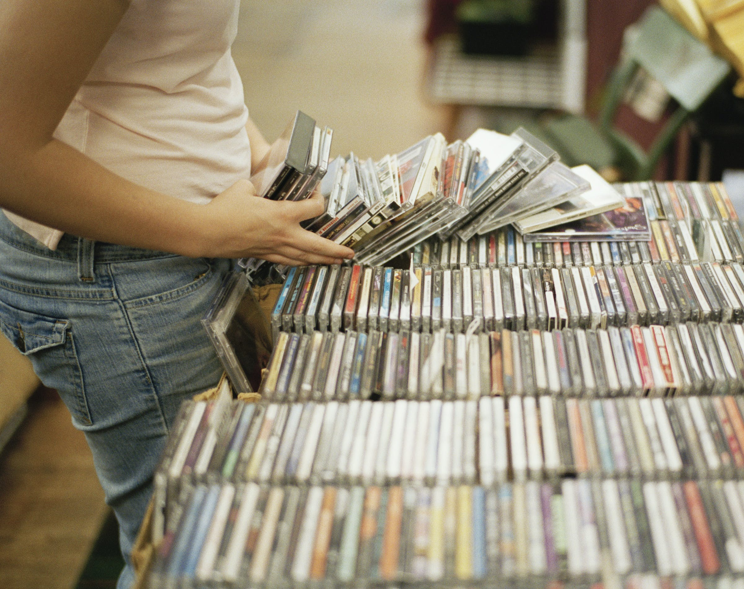 Amendments to Taiwan's Copyright Act; Playing CDs in Public might be Charged
