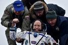 International Space Station Astronauts Return To Earth Breaking Records