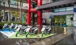 Startup Launches Scooter Sharing Service in Taipei