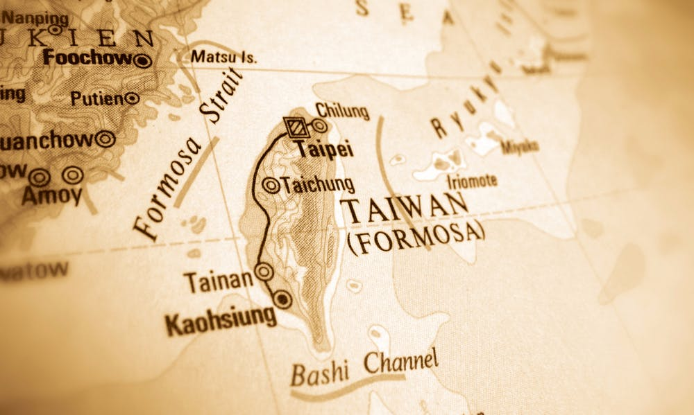 Recognizing Taiwan Does Not 'Damage' the US