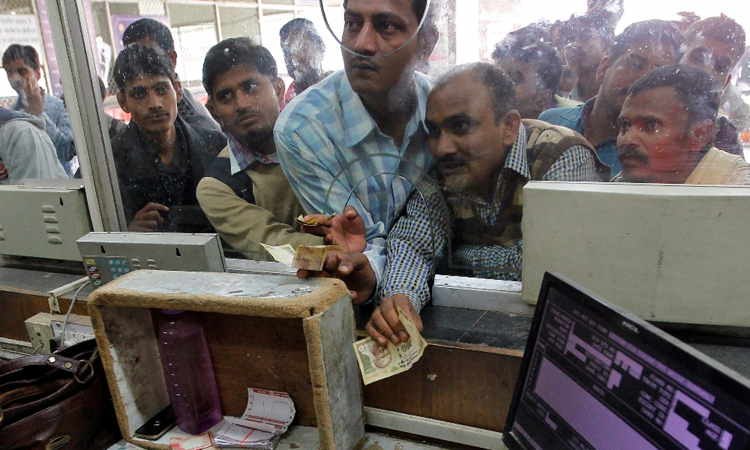 Does Rupee Reform Mean the Death of India's Black Market?
