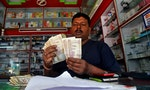 India Drowning in Sea of Fake Money
