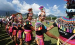 PHOTO STORY: Thousands Flock to Indigenous Music Festival in Southern Taiwan