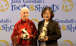 Jane Goodall Meets Tsai Ing-wen: Compromising the Future and Making a Difference