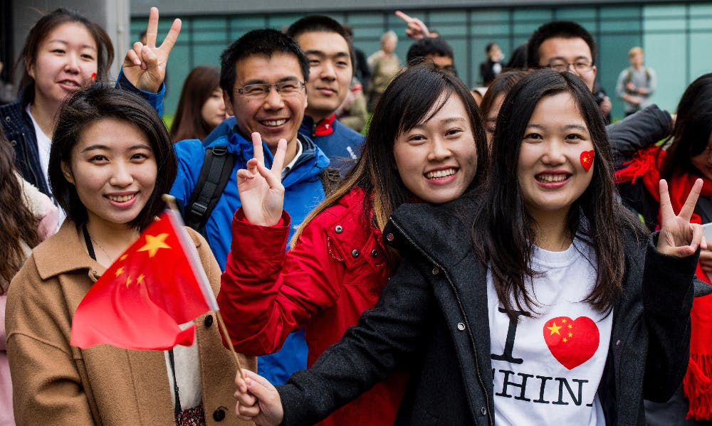 The Coming Clash of Chinese and Western Nationalism