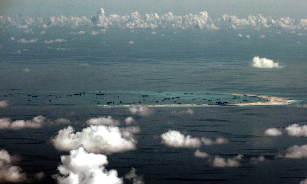 The Indian Ocean's Unsinkable Aircraft Carriers