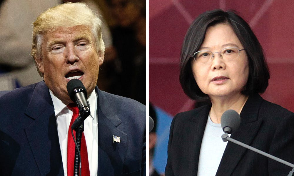 On the Trump-Tsai Call, a Plea for Progressive Support
