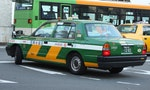 Tokyo's Vibrant, Adorable Taxi Signs Are Disappearing