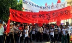 Police Ban Pictures of China's Latest 'Democracy Village' Riots