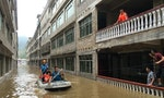 Heavy Rain, Floods Wreck Southern and Eastern China