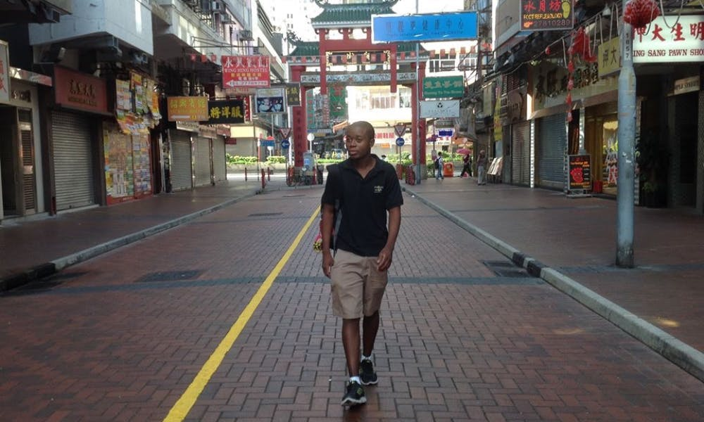 Beyond the Lens of Innocence: The Lives of Refugees in Hong Kong