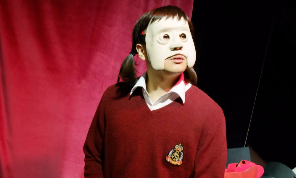 INTERVIEW: Let's Get Physical, Actor Derek Kwan on the Art of Masks and Clowning