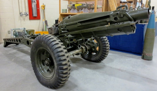 M116_75_mm_Pack_Howitzer_M1,_CFB_Gagetow