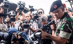 Dodging Daggers from Indonesia's Ultranationalist General