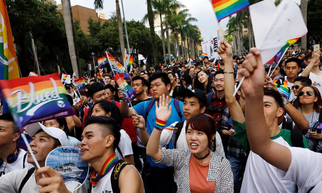 Q&A: Reflecting Taiwan's LGBTQ Progress in 'Taipei Love' Documentary