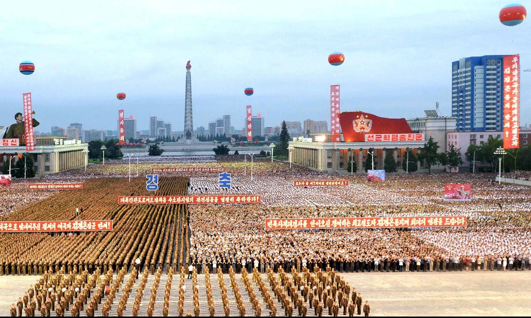 An Angry North Korean Populace Won't Cause a Revolution
