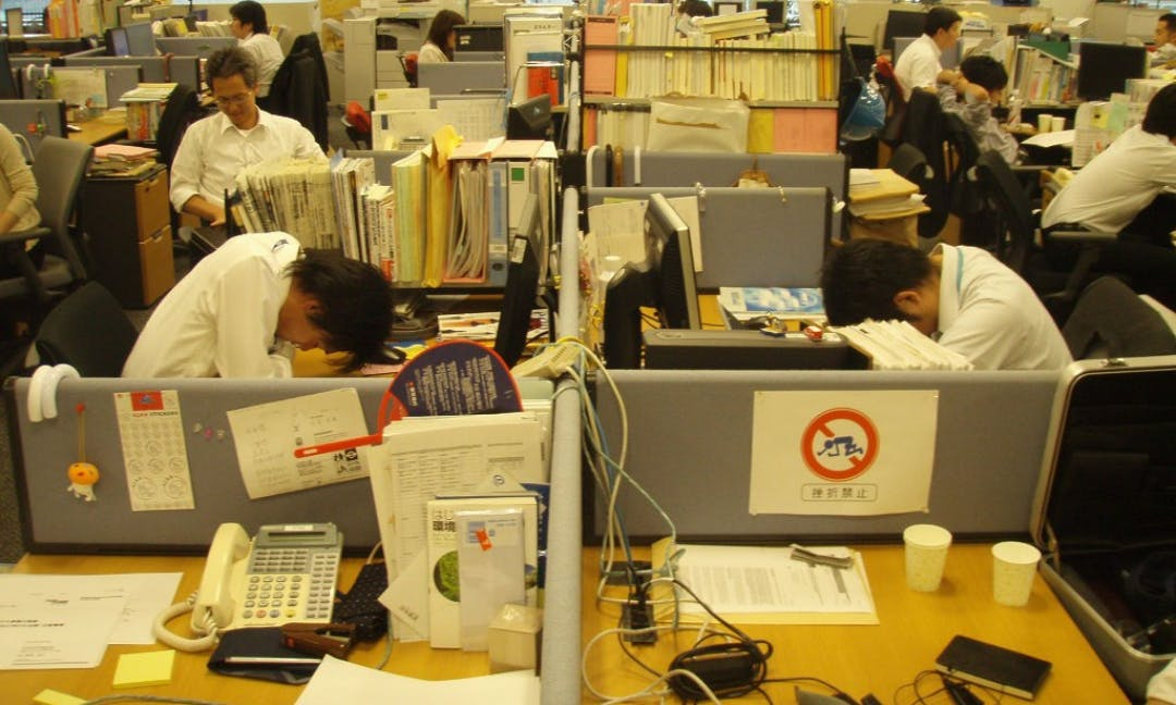 Yes, 'Death by Overwork' Is a Real Thing in Taiwan