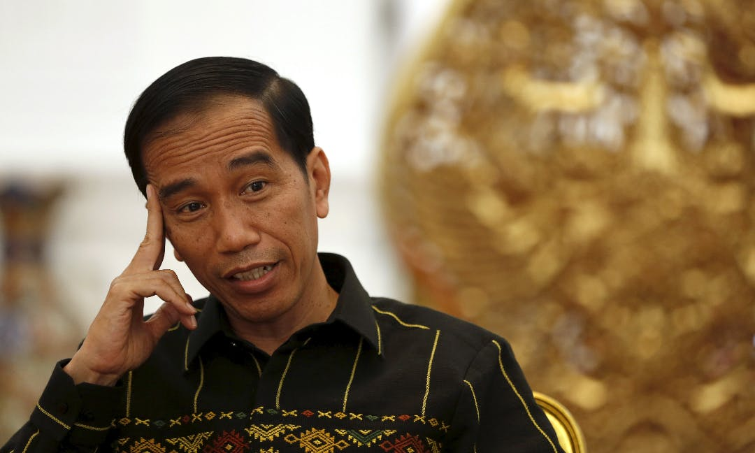 INDONESIA: Widodo Makes Show of Paying for Metallica Album
