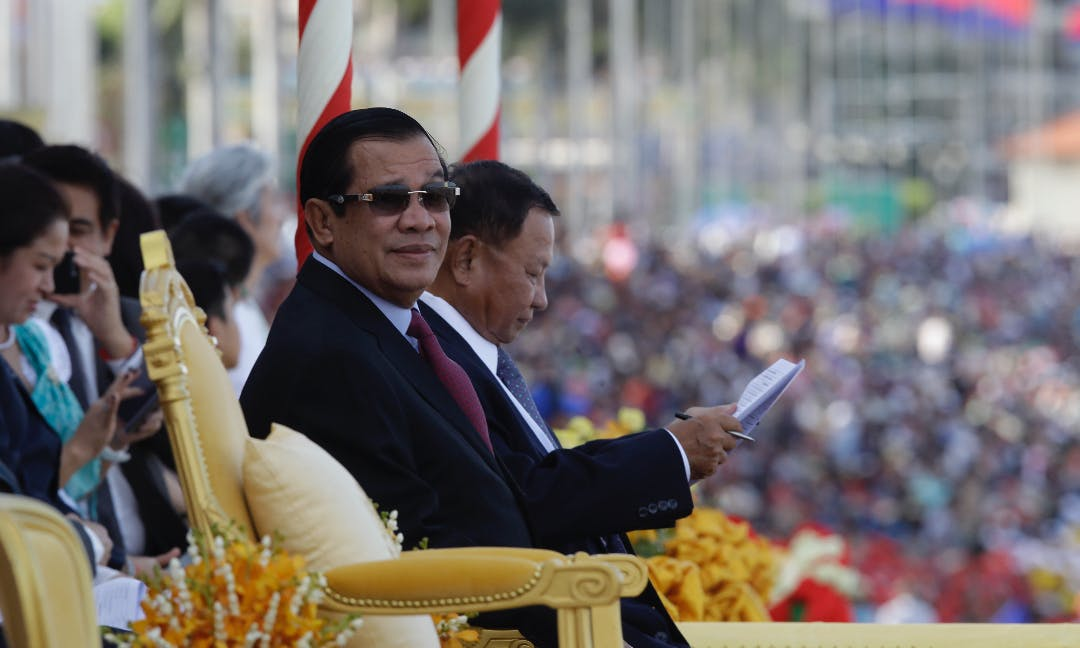 Has Cambodia's Democracy Come to an End?