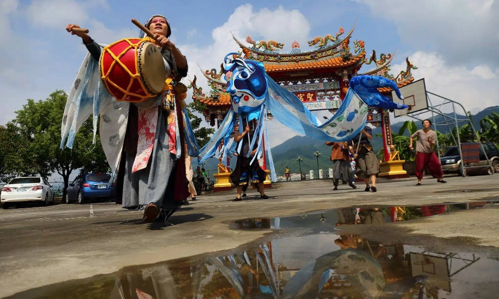 South Taiwan's Hakka Strongholds (Part 2)
