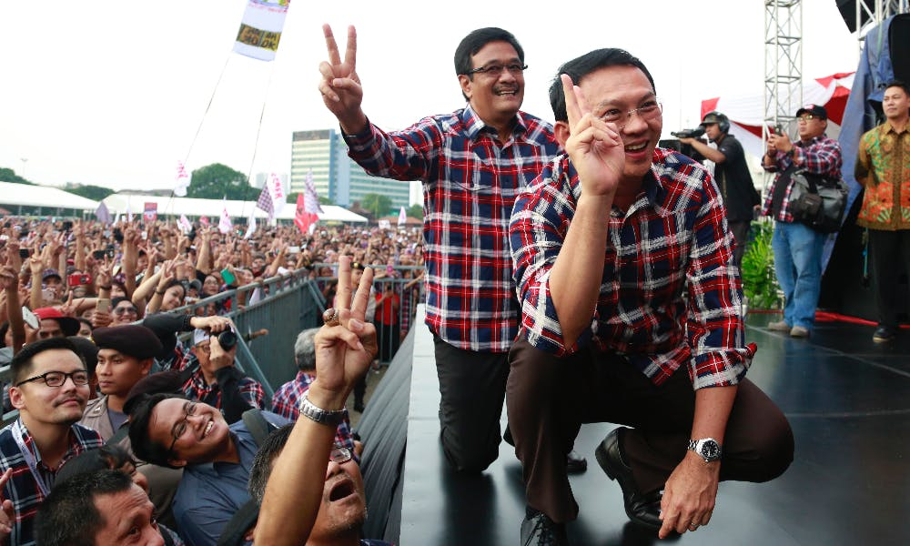The Heart of the Matter in Jakarta
