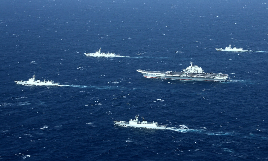 Why Asia is Wary of China's New Aircraft Carrier