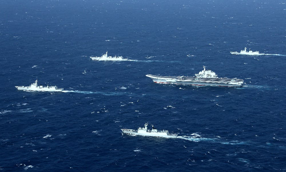 OPINION: Canada Must Develop a Coherent East Asia Maritime Strategy