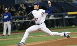 Foreign Baseball Players in Taiwan Hit Sweet Spot