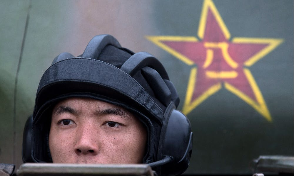 Breakthrough in China's Military Command System