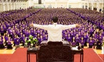 An Almighty Con? Taiwan's 'Purple Shirts' and their Master