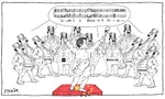 CARTOON: No 'ROC' for Chinese Media