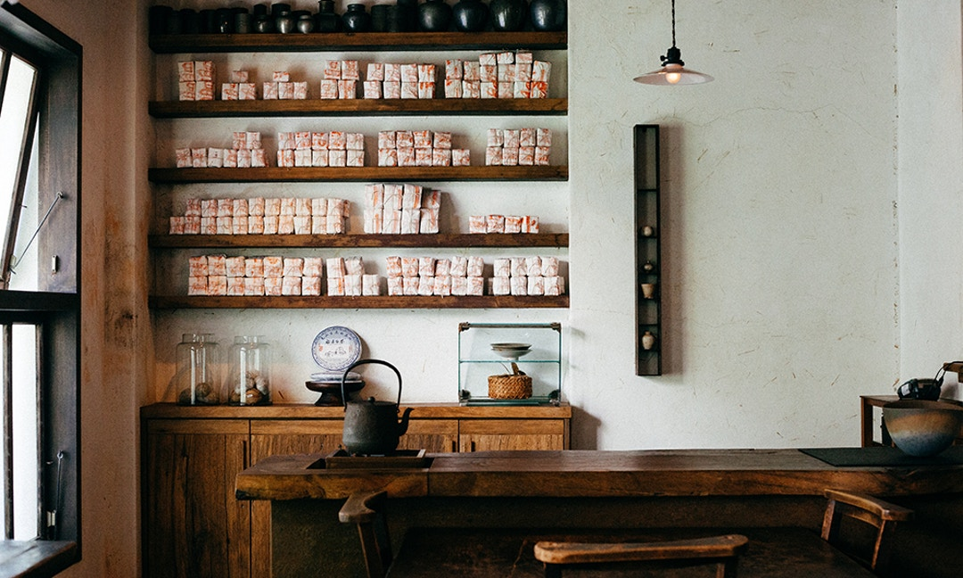 Six Tea Houses to Visit in Taipei