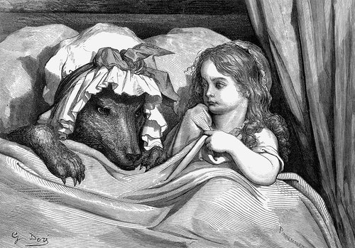 GustaveDore_She_was_astonished_to_see_ho