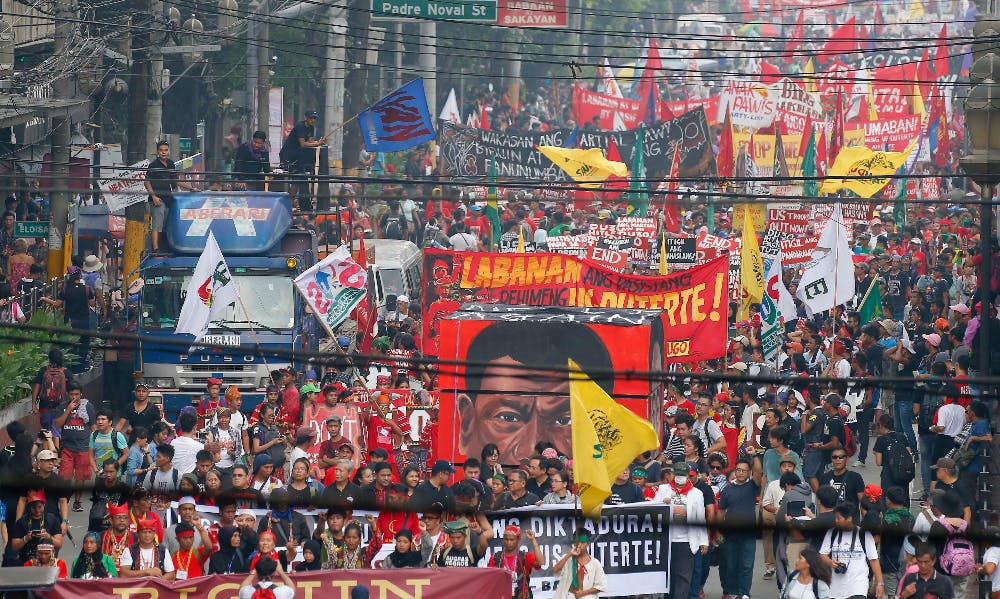 5 Signs the Philippines is Drifting Toward Dictatorship