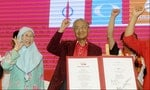 Malaysia's Opposition Opts for Mahathir, Again