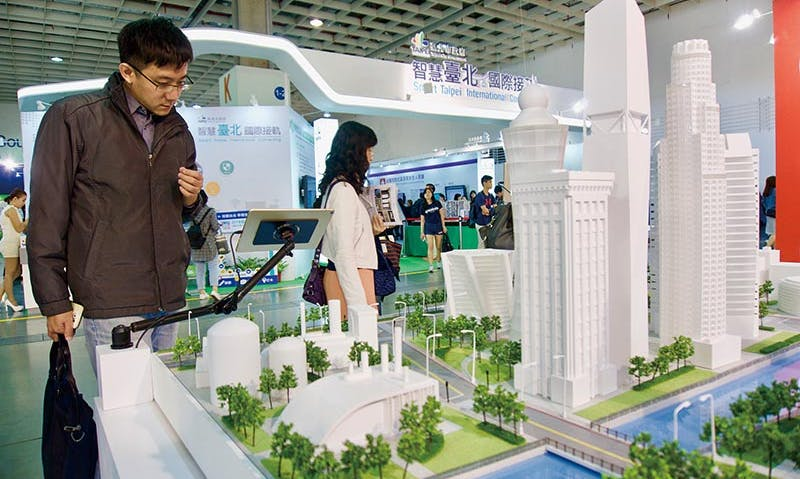 Taipei Lays Groundwork to Become a Smart, Circular City
