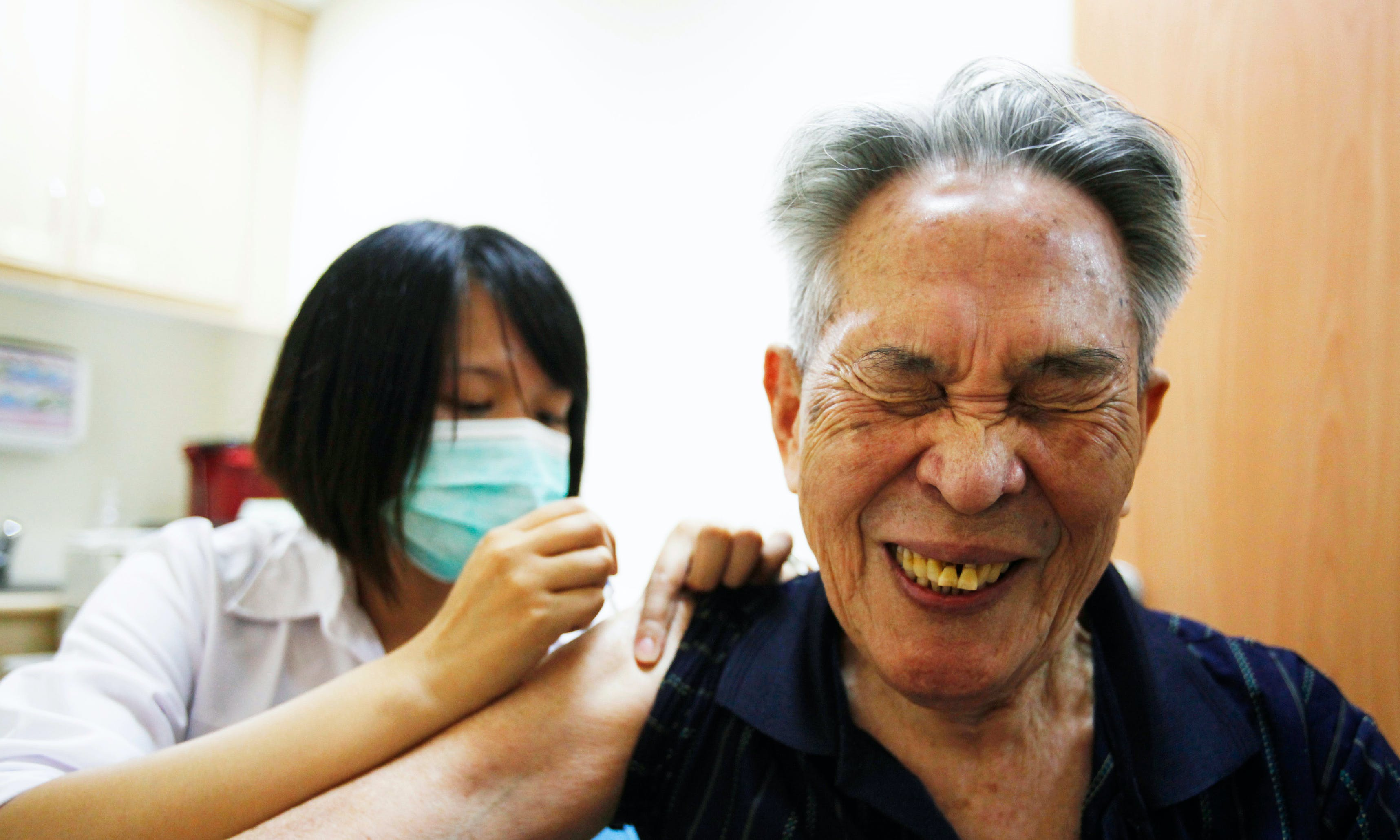 Taiwan Primes for Old Age Apocalypse with Long-Term Care Plan