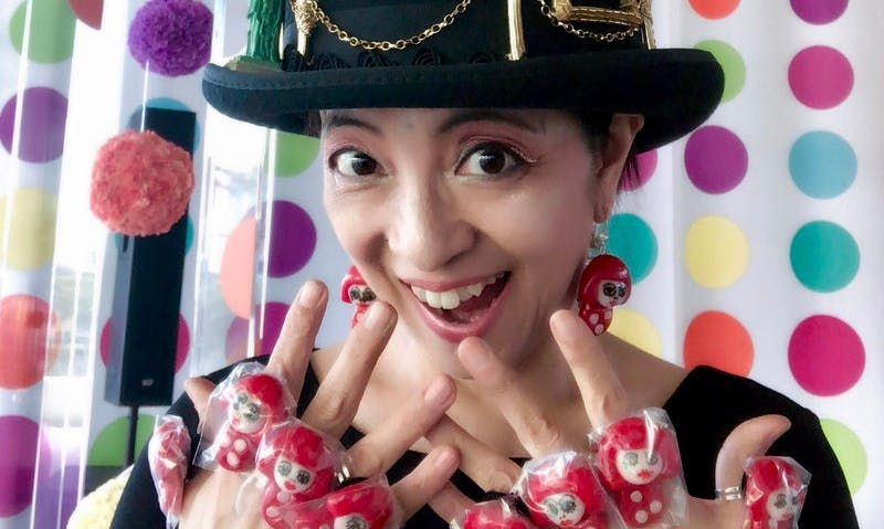 This Japanese Candy Artist Is Taking Her Sugar Stardom Worldwide