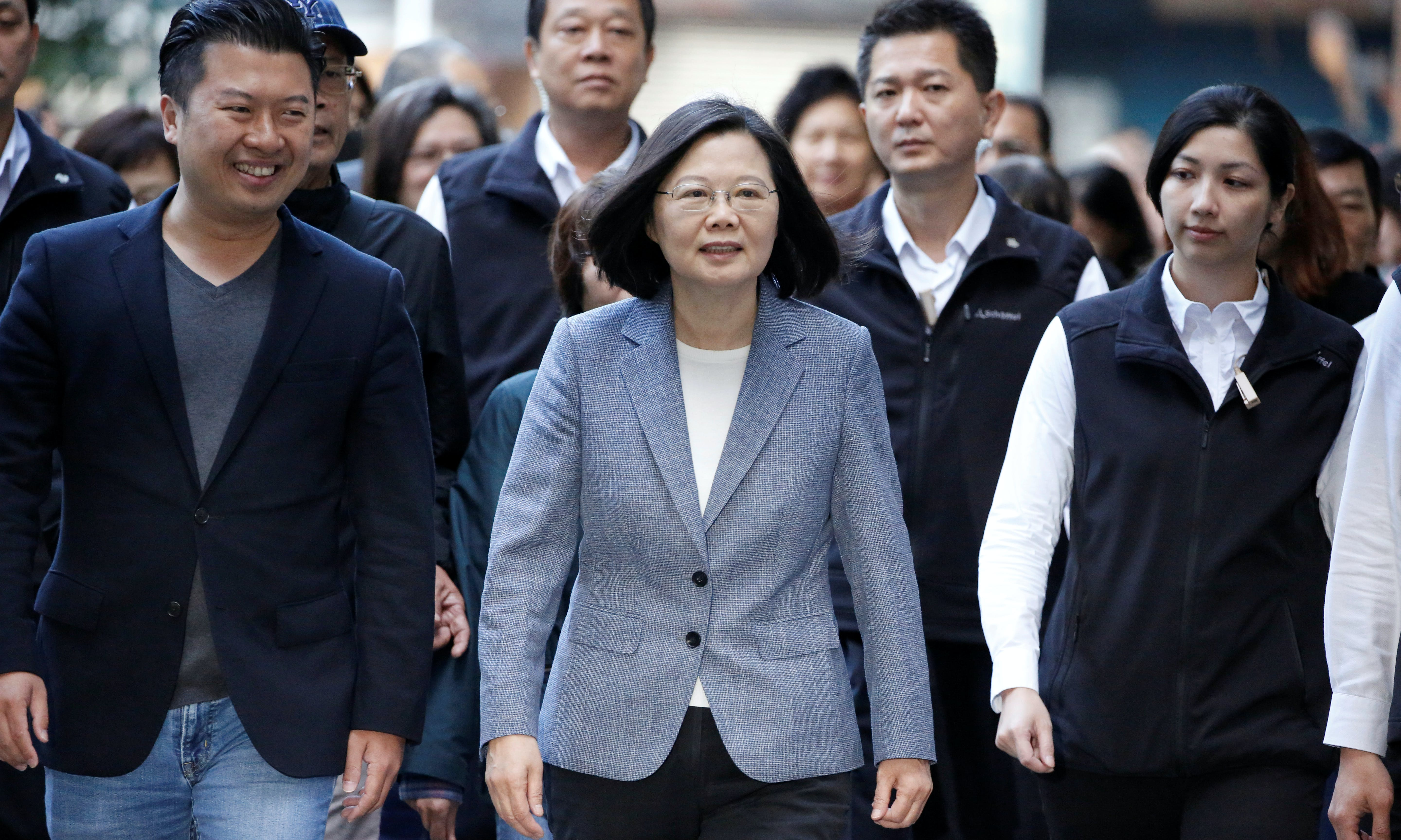 Taiwan News: Cabinet Spikes Nuclear-Free Plan, Tsai Seeks Answers in Kaohsiung