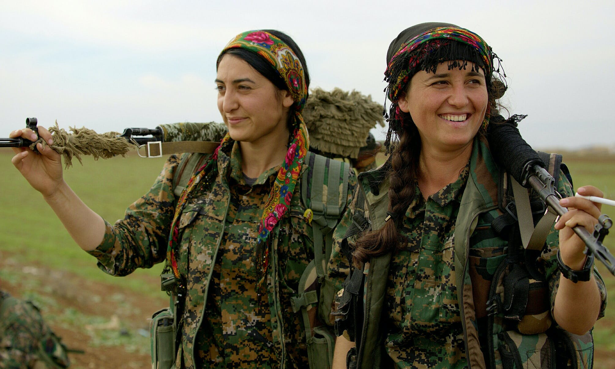 INTERVIEW: The Distant Self-Governing 'Utopia' of Rojava Has a Message for Taiwan