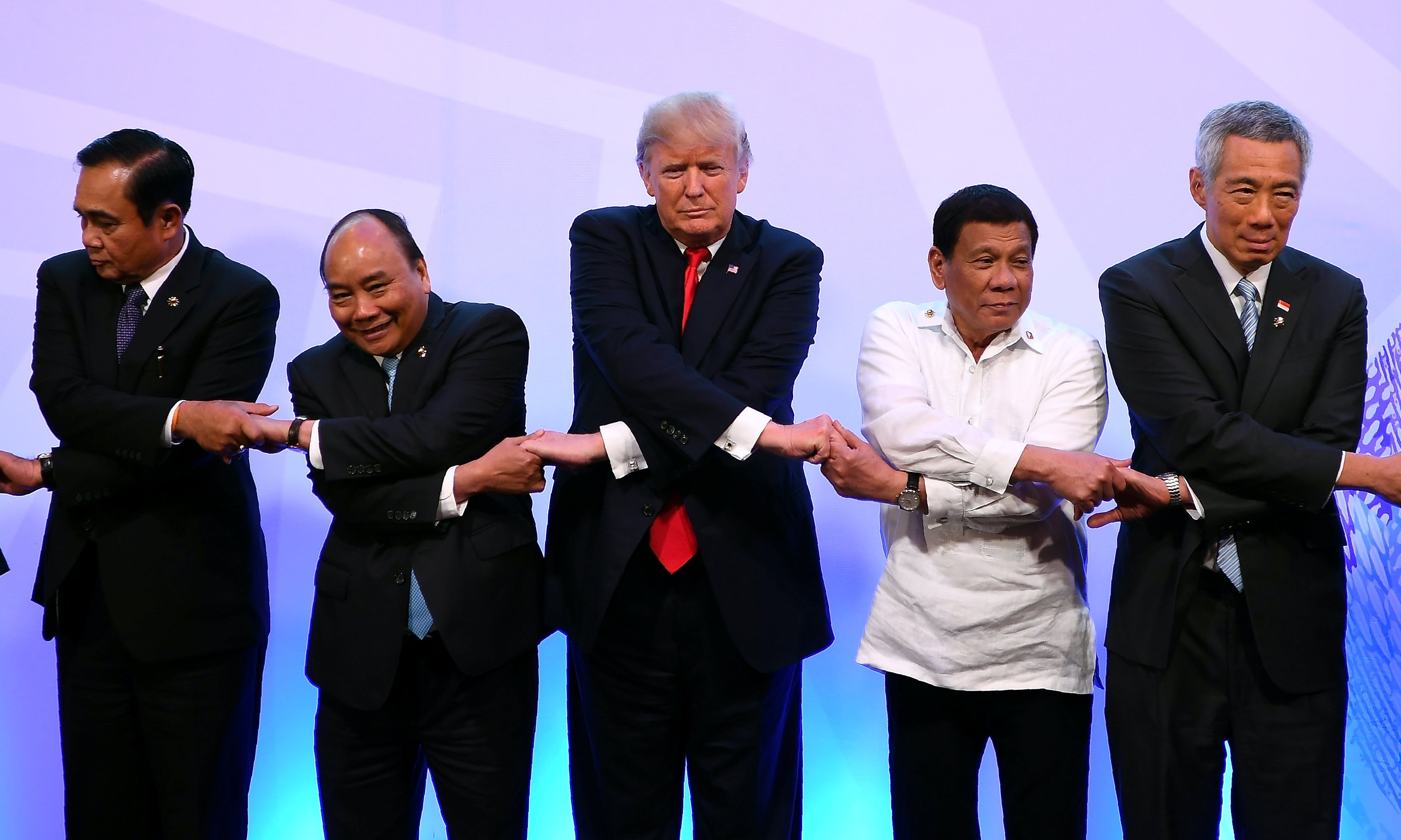 The Philippines Might Be Quietly Ditching China for the United States