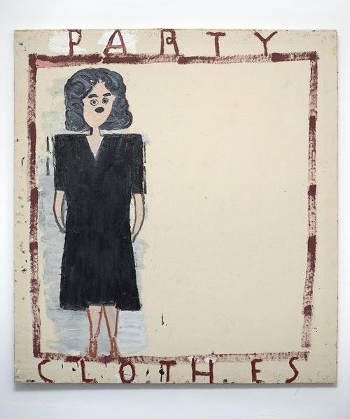 Party_Clothes_2015_Oil_on_Cavnas_183_x_1