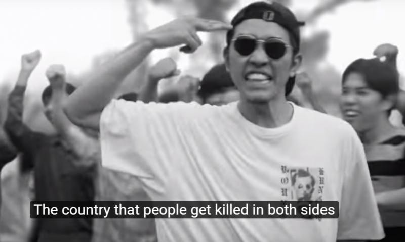 A Rap Song Critical of Thailand's Ruling Military Junta Has Gone Viral